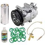 98 infiniti i30 ac compressor - AC Compressor w/A/C Repair Kit For Nissan Maxima & Infiniti I30 - BuyAutoParts 60-80188RK New