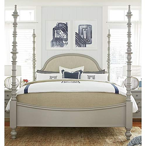 Savannah Poster Bed - Paula Deen Home 599290B The The Dogwood Bed Complete, King
