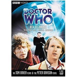 Doctor Who: New Beginnings (The Keeper of Traken / Logopolis / Castrovalva) (Stories 115 - 117) (2007)