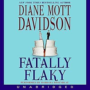 Fatally Flaky Hörbuch