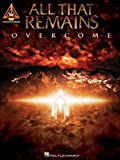 All That Remains Overcome Guitar Recorded Versions Gtr Tab Book by VARIOUS (18-Nov-2010) Paperback