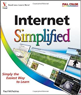 Book Internet Simplified – February 24, 2009