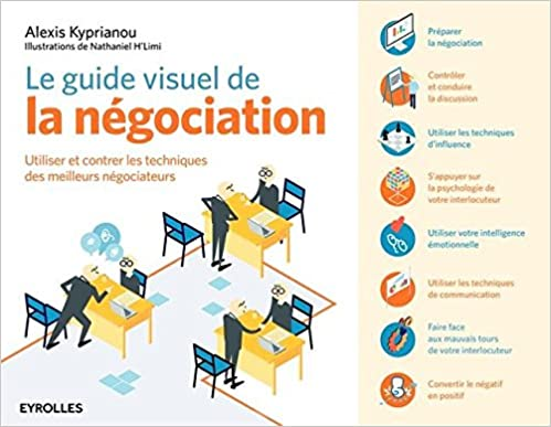Livre Le guide visuel de la négociation pdf ebook