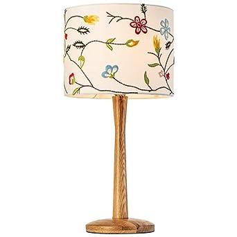 TMS Lámpara nórdica dormitorio simple moderno IKEA cálido ...
