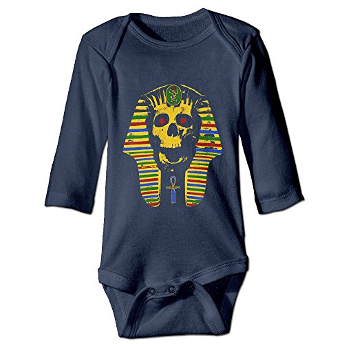 Veep Costume (Alexx Curse Of The Pharaoh Kid Jumpsuit Bodysuit Long-sleeve Playsuit Navy 12 Months)