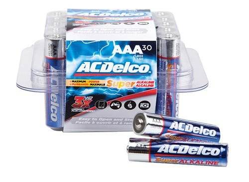 AC Delco aaa batteries
