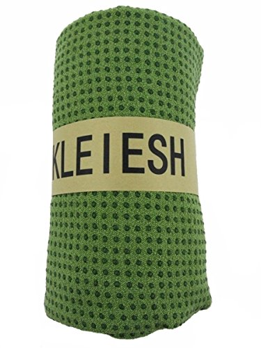 KLEIESH Yoga Mat Towel Thick 72
