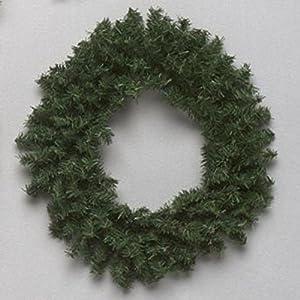Northlight Seasonal 21392798 12 in. Mini Two-Tone Pine Artificial Christmas Wreath - Unlit