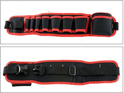 Youngyang Tool waist bag,Canvas waist bag,Multifunctional tool waist bag