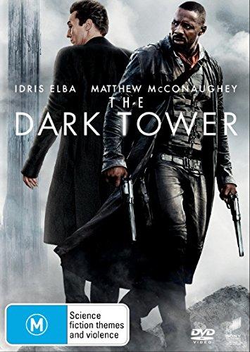 The Dark Tower   Idris Elba  Matthew Mcconaughey   Non Usa Format   Pal   Region 4 Import   Australia