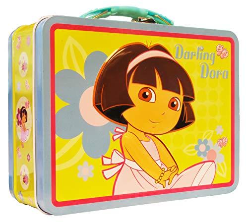 Darling Dora (Dora The Explorer: First Trip / Dance to The Rescue) (Tin Box)