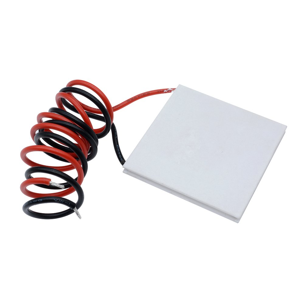 Aideepen 5pcs TEC1-12706 12V 6A Heatsink Thermoelectric Cooler Cooling Peltier Plate Module 40x40MM by Aideepen (Image #9)