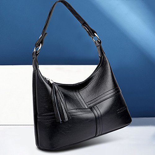 Middle Man Summer aged Casual Zq Female Old Messenger Shoulder Bags 2018 Bag New xqHw878IU