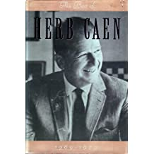 The Best of Herb Caen 1960-1975 - signed