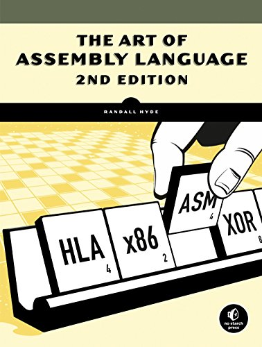 The Art of Assembly Language, 2nd Edition by Brand: No Starch Press