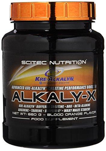 Scitec Nutrition Alkaly-X Kre-Alkalyn, 660g Blood Orange