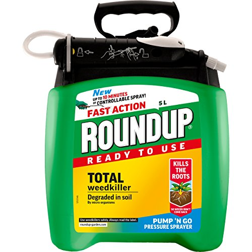 Roundup Fast Action Pump 'n' Go 5 Litres...