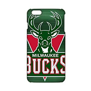 Fortune milwaukee bucks 2014 3D Phone Case for iPhone 6 Plus