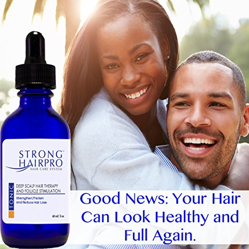 Strong HairPro Hair Care System - Deep Scalp Hair Therapy & Follicle Stimulation (Full Set) by STRONG HAIRPRO HAIR CARE SYSTEM (Image #5)