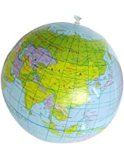 Opblaasbare wereldbol wereldbol desktop wereldbol Augmented Reality interactieve wereldbol geografie leren onderwijs aardrijkskunde speelgoed