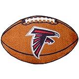 Fanmats Atlanta Falcons Team Football Mat