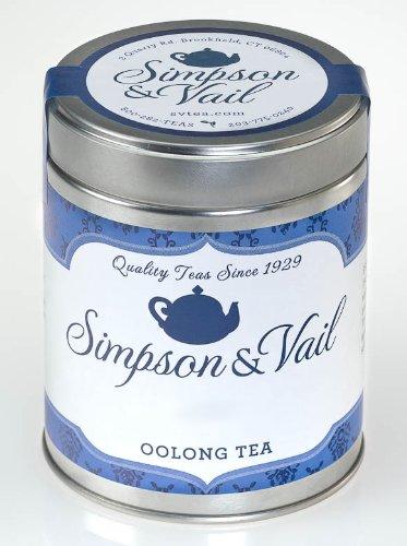 Vanilla Orange Jasmine Tea - 4 Ounce Tin