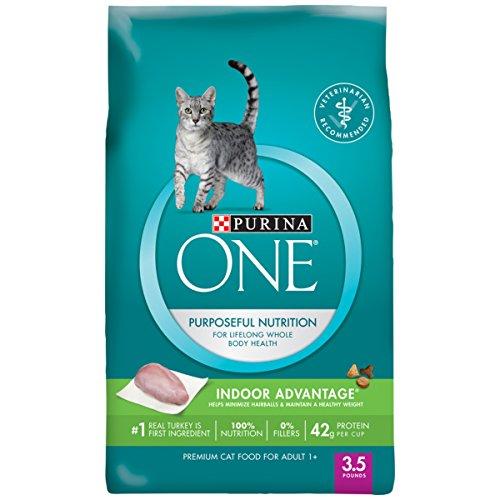 Purina ONE Indoor Advantage Adult Premium Cat Food