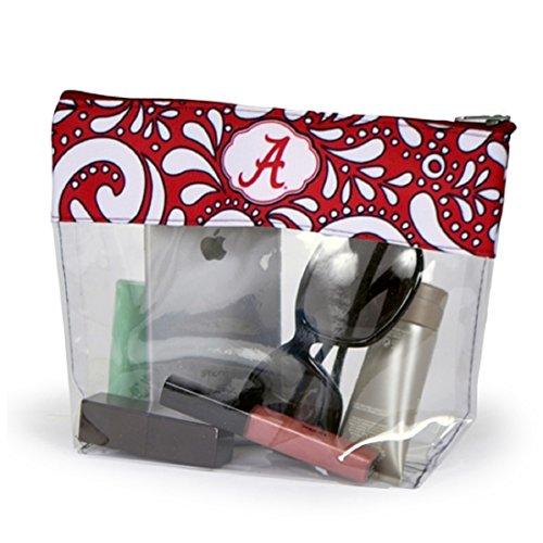 Alabama Crimson Clear Gameday Travel