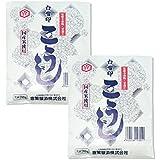 白雪印 こうじ 乾燥麹 200g×2入 国内産米使用 米こうじ