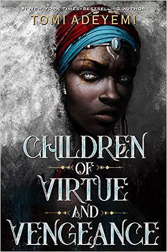 Hijos de la Virtud y la Venganza – Tomi Adeyemi