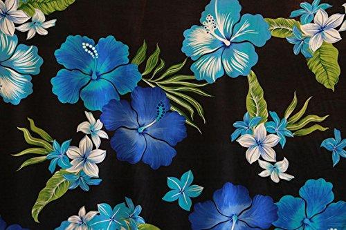 Hibiscus Print Fabric - 4