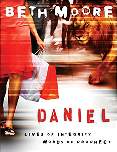Daniel Bible Study Book Lives Of Integrity Words Of