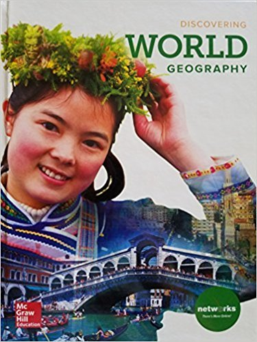 Discovering World Geography 9780076686971 0076686973