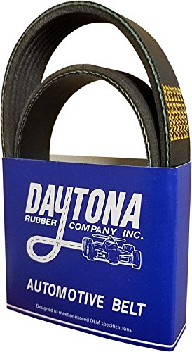 K080991 DAYTONA Serpentine Belt OEM Manufacturer Quality K80991 8PK2515 5080990 4080990 990K8 8PK2515 Daytona Rubber Co