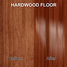 Rejuvenate RJ32PROFG Professional High Gloss Wood Floor Restorer, 32-Ounce