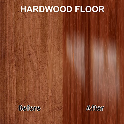 Rejuvenate Professional Wood Floor Restorer with Durable High Gloss Finish Non-Toxic Easy Mop On Application - 32 Ounces by Rejuvenate (Image #4)