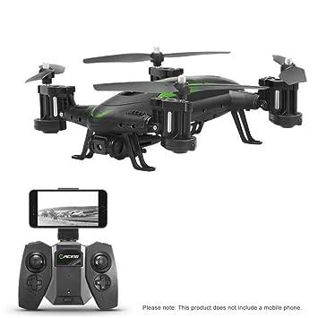 SXPC Dron Remoto 2 en 1 Coche Volador 2.4G RC Quadcopter Drone 6 ...