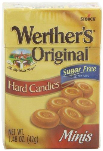 Werthers Sugar Free Minis Original product image