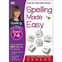 Spelling Made Easy - Key Stage 2 (Made Easy Workbooks)