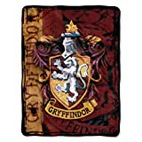 Harry Potter, ''Battle Flag'' Micro Raschel Throw Blanket, 46'' x 60''