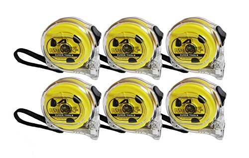16 Measure Tape Retractable - Aain DST 54606 16' by 3/4