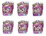 Shopkins Season 5 Mini Figure 12 Pack, Assorted - Styles Vary