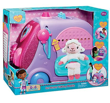 Disney Doc McStuffins Get Better Talking Mobile by Disney