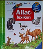 img - for Hungarian Children's book, Ravensburger-sorozat,  llatlexikon book / textbook / text book
