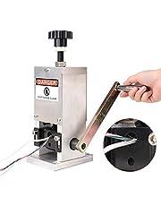 FIXKIT Macchina Spelafili Cavo Separatore Spelacavi Manuale Professionale Strumento Recupero Filo di Rame per Cavi 1.5-25 mm