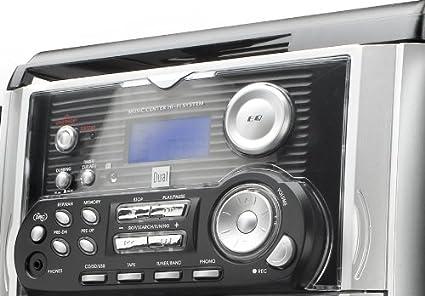 Dual MP 301 - Cadena de música (tocadiscos, pletina para casetes ...