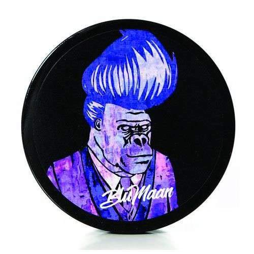 BluMaan Fifth Sample Styling Mask Pomade 109 ml / 3.7 oz - Low Shine Edition (Best Hair Product For Matte Quiff)