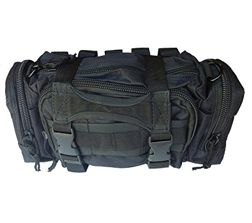 Rapid Response Bag, MOLLE Compatible (Black)