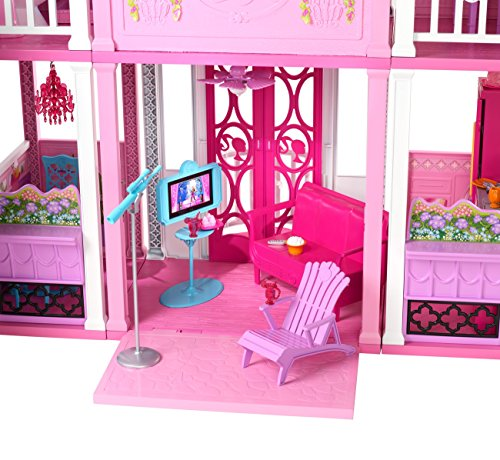 Barbie W3141 La casa di Malibu: Amazon.it: Giochi e giocattoli