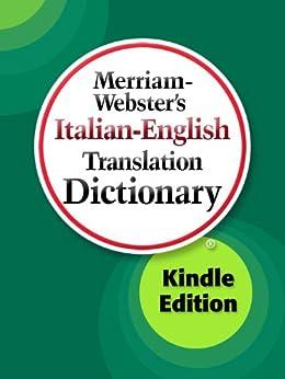 italian dictionary translation english to italian